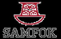 SAMFOK | samtök foreldra grunnskólabarna í Reykjavík Logo